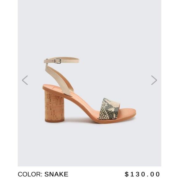 Dolce Vita Shoes - Dolce Vita Jali Heels In Snake